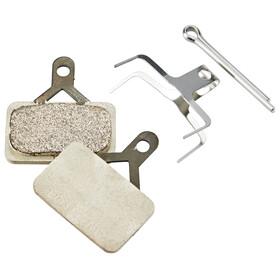 Pastillas de freno Shimano E01S para BR-M575 metal